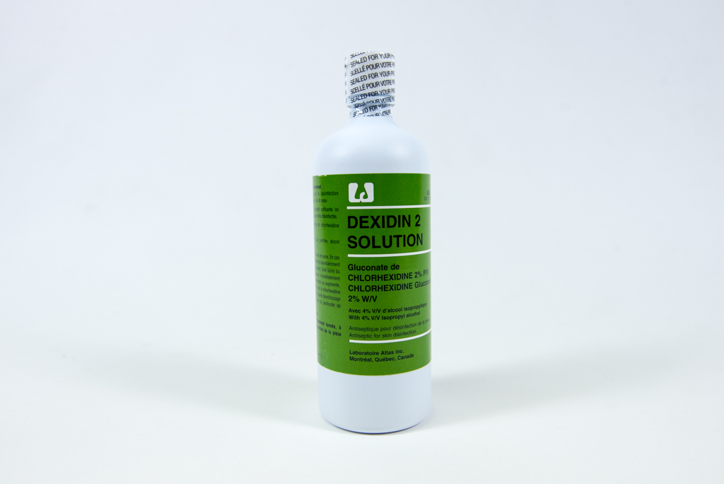Dexidin 2, solution 450 ml