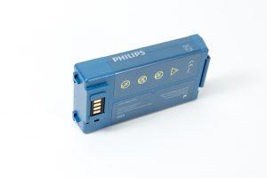 Pile pour défibrillateur Philips